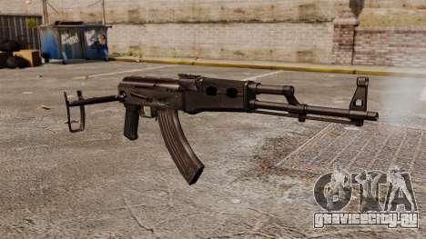 Автомат AK-47 v7 для GTA 4