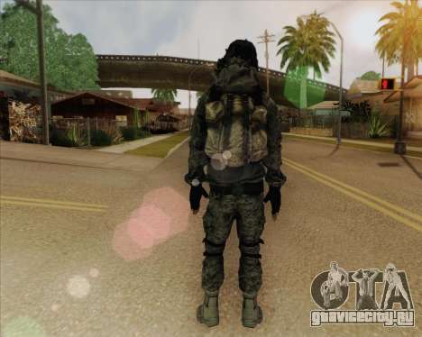 Russian Engineer для GTA San Andreas третий скриншот