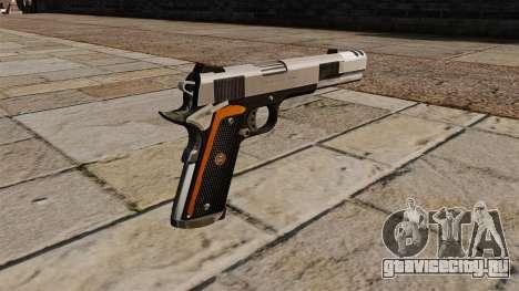 Пистолет Colt 1911 Custom для GTA 4 второй скриншот