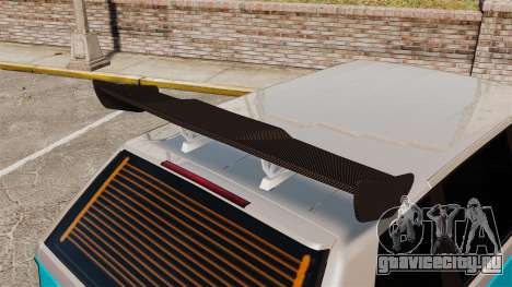 Extreme Spoiler Adder 1.0.7.0 для GTA 4 девятый скриншот