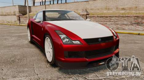 GTA V Elegy RH8 для GTA 4