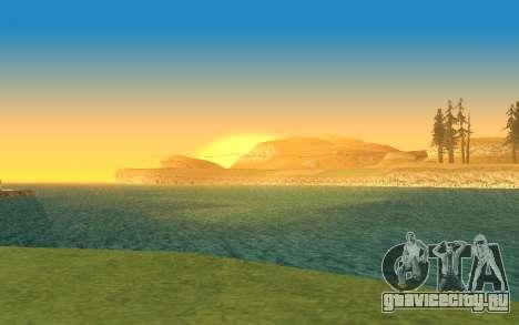 Timecyc v2.0 для GTA San Andreas пятый скриншот