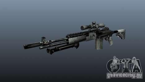 Снайперская винтовка M21 Mk14 v1 для GTA 4
