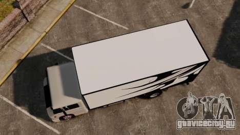 Mercedes-Benz 608 для GTA 4 вид справа