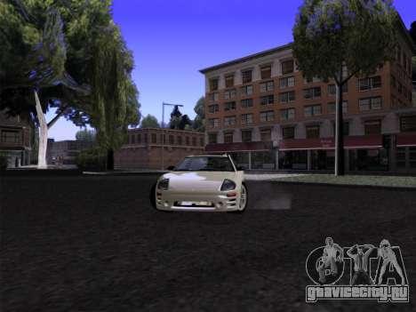SA_RaptorX v 2.0 для слабых ПК для GTA San Andreas шестой скриншот