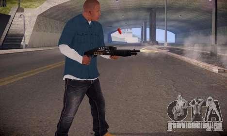 Franklin для GTA San Andreas третий скриншот