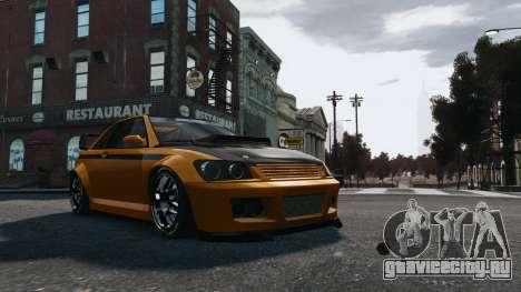 Sultan STI для GTA 4