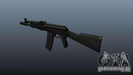 Автомат AK-102 для GTA 4 второй скриншот