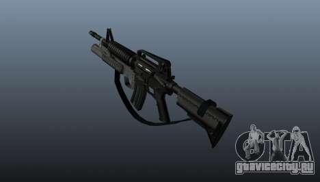 Автоматический карабин M4A1 v1 для GTA 4 второй скриншот