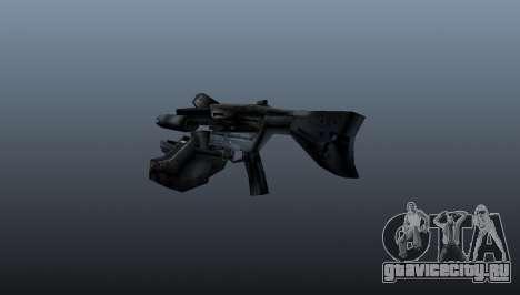 Импульсная винтовка Альянса AR2 для GTA 4 второй скриншот