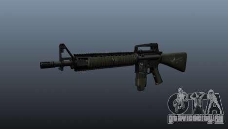 Штурмовая винтовка M16A4 для GTA 4