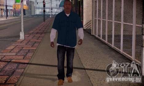 Franklin для GTA San Andreas четвёртый скриншот