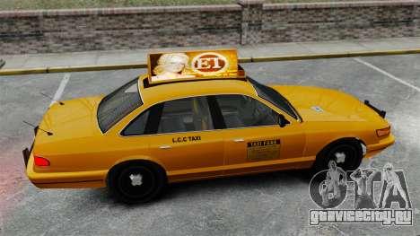 Реальная реклама на такси и автобусах для GTA 4 одинадцатый скриншот