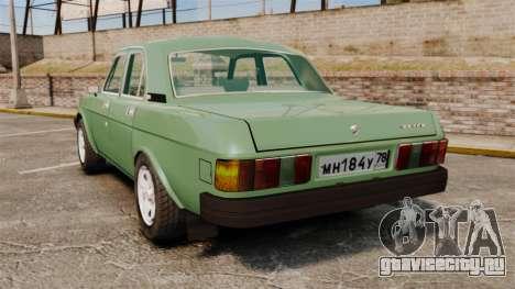 ГАЗ-31029 для GTA 4 вид сзади слева