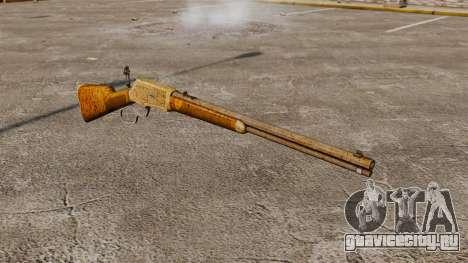 Ружьё ковбоя для GTA 4
