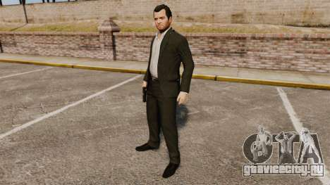 Майкл де Санта для GTA 4 четвёртый скриншот