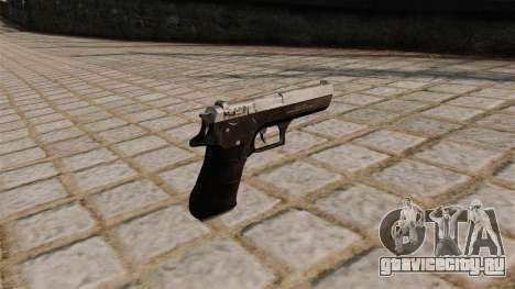 Пистолет Jericho 941 для GTA 4 второй скриншот
