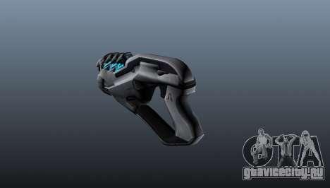 Пистолет  Arc Pistol для GTA 4 второй скриншот