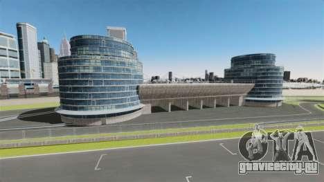 Трасса Spa-Francorchamps Mini для GTA 4 второй скриншот