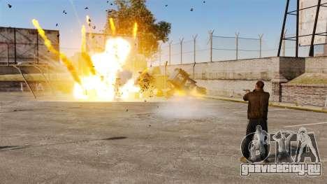 Стрельба ракетами для GTA 4 третий скриншот