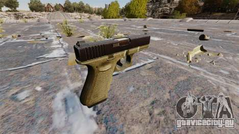Самозарядный пистолет Glock 19 для GTA 4