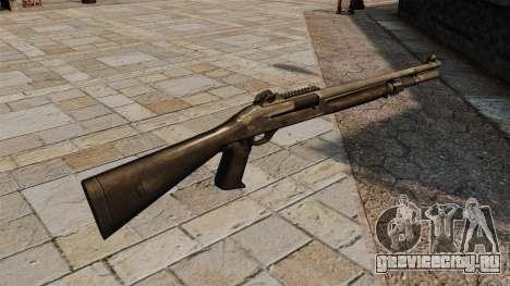 Дробовик M1014 для GTA 4 второй скриншот