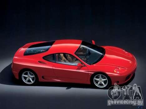 Звук двигателя Ferrari для GTA 4 третий скриншот