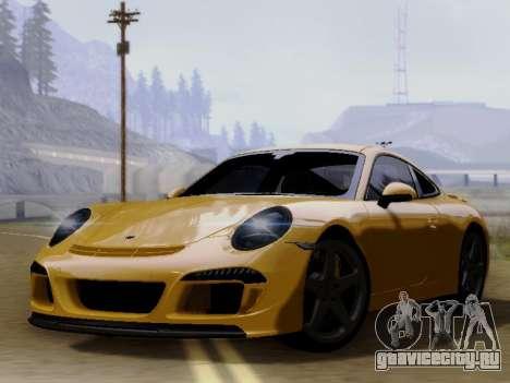 RUF RGT-8 для GTA San Andreas