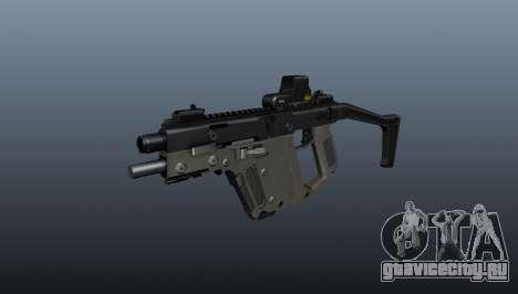 Пистолет-пулемёт Kriss Super V для GTA 4