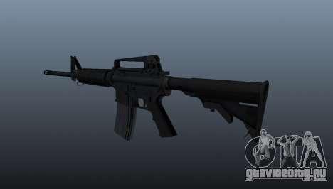 Автомат M4 для GTA 4 второй скриншот