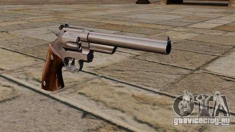 Револьвер S&W M29 .44Magnum для GTA 4