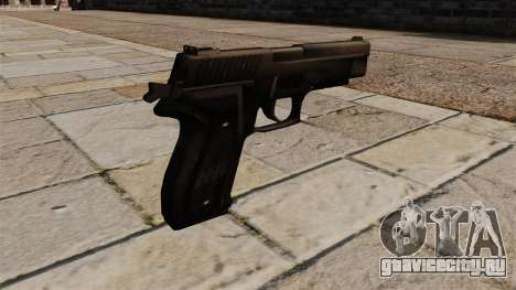 Пистолет SIG-Sauer P226 для GTA 4 второй скриншот