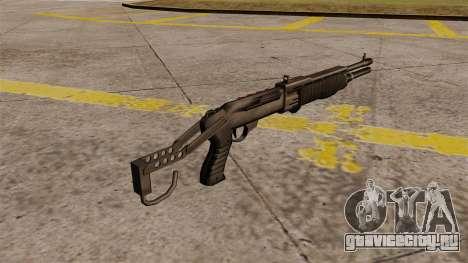 Ружьё Franchi SPAS-12 Armageddon для GTA 4 второй скриншот