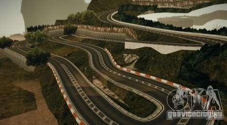 Mappack v1.3 by Naka для GTA San Andreas второй скриншот