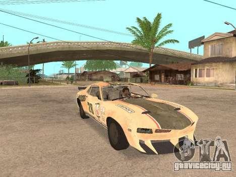 AMC Javelin AMX для GTA San Andreas вид справа