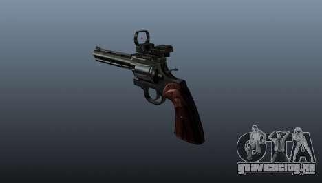 Револьвер Colt Python 357 Aimshot для GTA 4 второй скриншот
