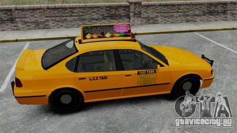 Реальная реклама на такси и автобусах для GTA 4 шестой скриншот