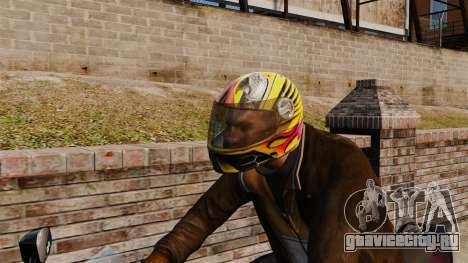 Коллекция шлемов Arai v1 для GTA 4
