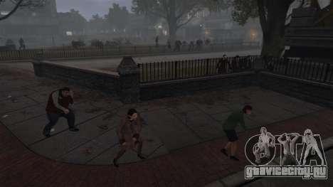 Новый зомби-скрипт для GTA 4 третий скриншот