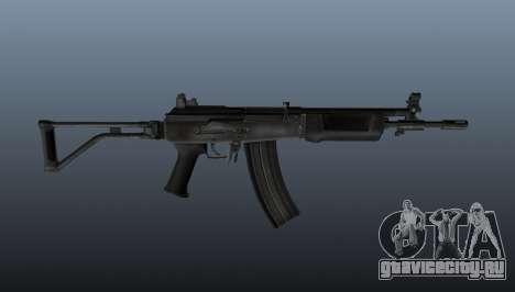 Израильский автомат Galil для GTA 4 третий скриншот