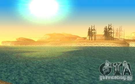Timecyc v2.0 для GTA San Andreas четвёртый скриншот