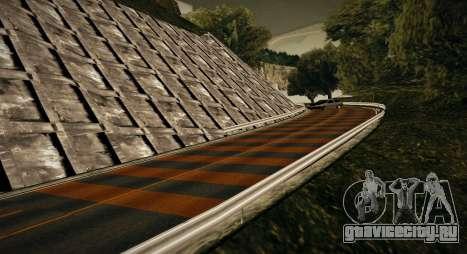 Mappack v1.3 by Naka для GTA San Andreas четвёртый скриншот