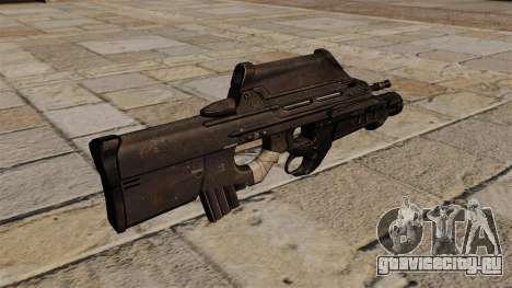 Автомат FN F2000 для GTA 4 второй скриншот
