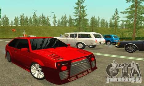 ВАЗ 2108 Aarr Style для GTA San Andreas