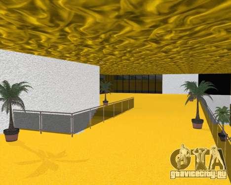 Lamborghini Dealer San Fierro для GTA San Andreas третий скриншот