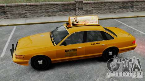 Реальная реклама на такси и автобусах для GTA 4 двенадцатый скриншот