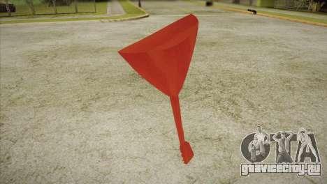 Балалайка для GTA San Andreas второй скриншот