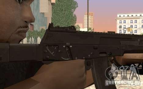 AK12 для GTA San Andreas третий скриншот