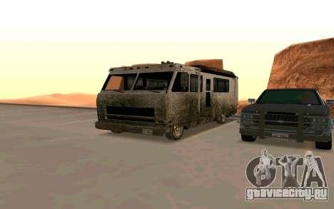 Journey из GTA 5 для GTA San Andreas