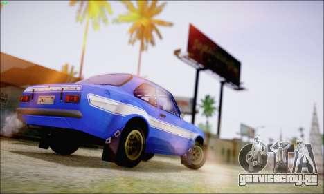 Reflective ENBSeries v1.0 для GTA San Andreas пятый скриншот